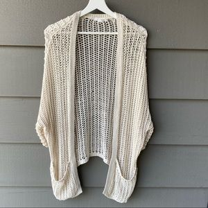 Garage Slouchy Knitted Cardigan